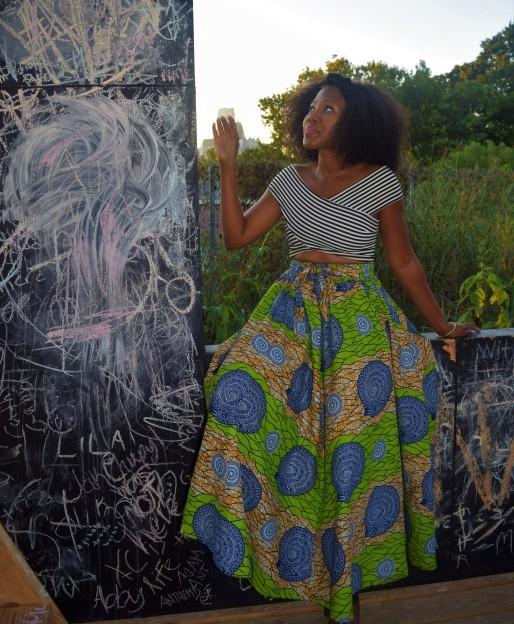 African Skirt 3 (2)