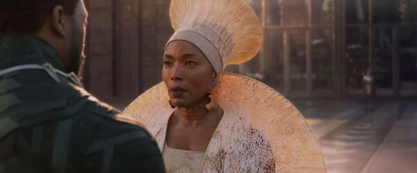 Black Panther Angela Bassett