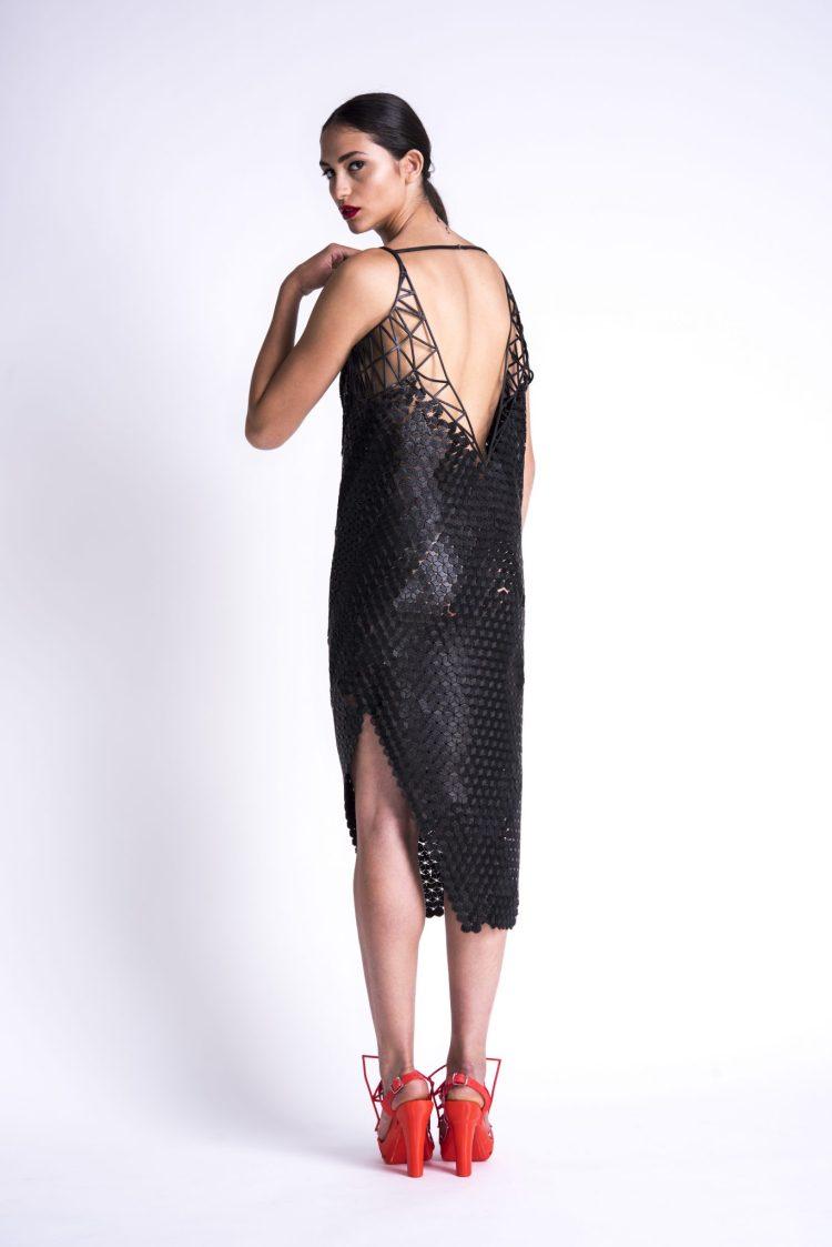 Danit Peleg Black Dress